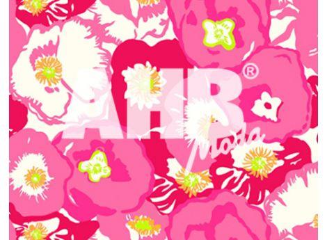floral begonias-pink